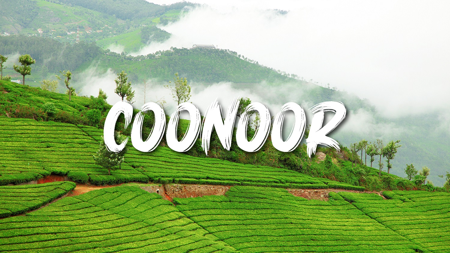 Coonoor - You Come, You See, You are Conquered!!