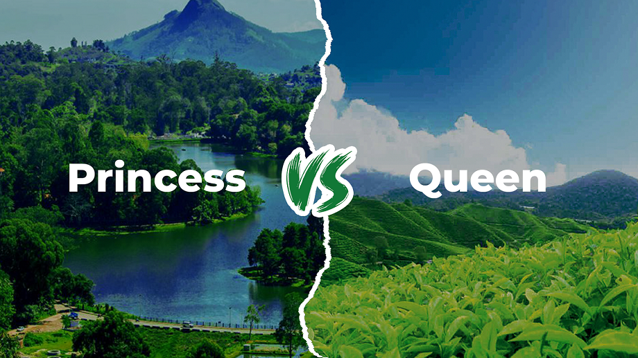 The Princess vs The Queen – A battle unheard of