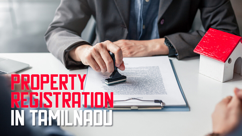 How to do Property Registration and find Market Value of Land  in Tamilnadu?