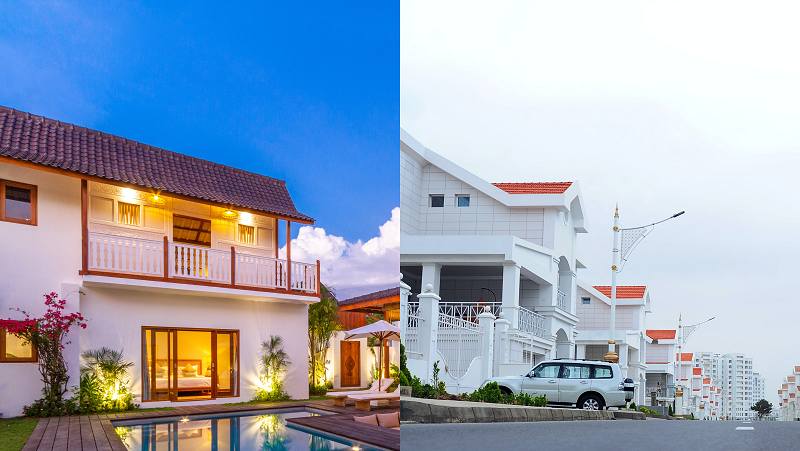Differences Between an Independent House and Villa Which one to Choose
