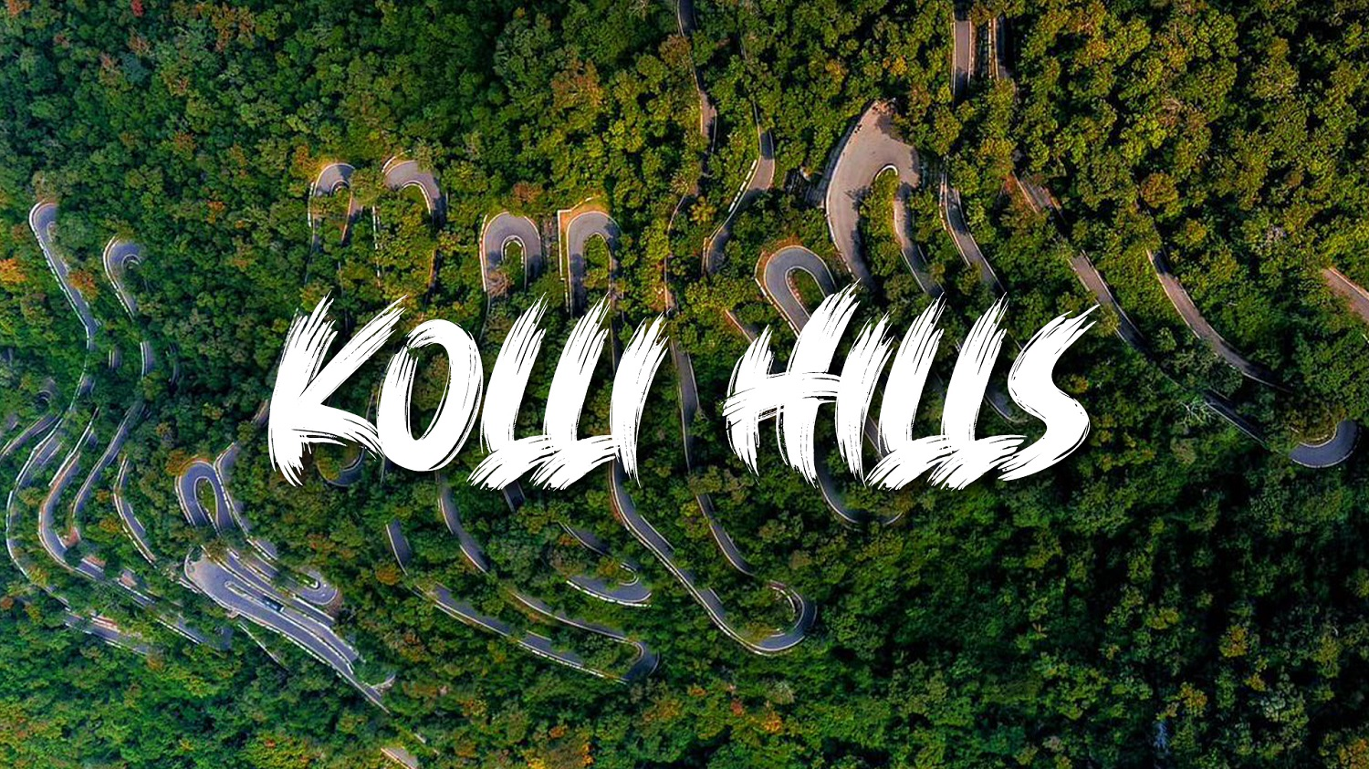 Kolli hills - A Hill Station with Herbal Secrets!