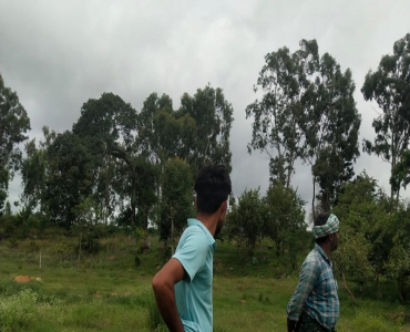 1 acres Commercial Land  For Sale in Mangalam Yelagiri