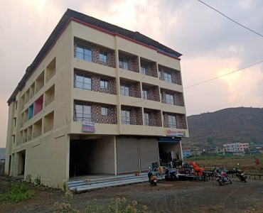 1BHK Apartment For Sale in Kusgaon Lonavala