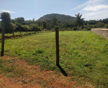 37 cents Commercial Land  For Sale in Mangalam Yelagiri