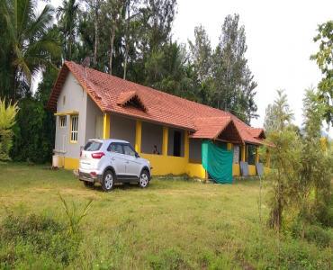 4BHK Farm House For Sale in Kirangur near Kushalnagar Coorg