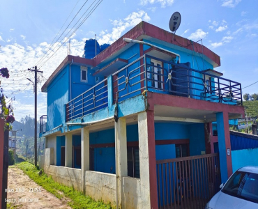 5BHK Independent House For Sale in Fern Hill Ooty