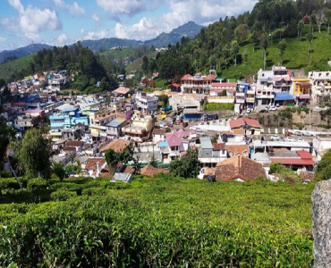 5 cents Residential Plot For Sale in Taluk office road Kotagiri