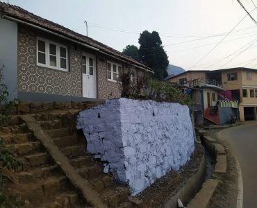 2BHK Independent House For Sale in OVH Road Gudalur