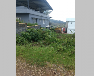 4.5 cents Residential Plot For Sale in Fern Hill Ooty