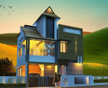 3BHK Villa For Sale in Coonoor