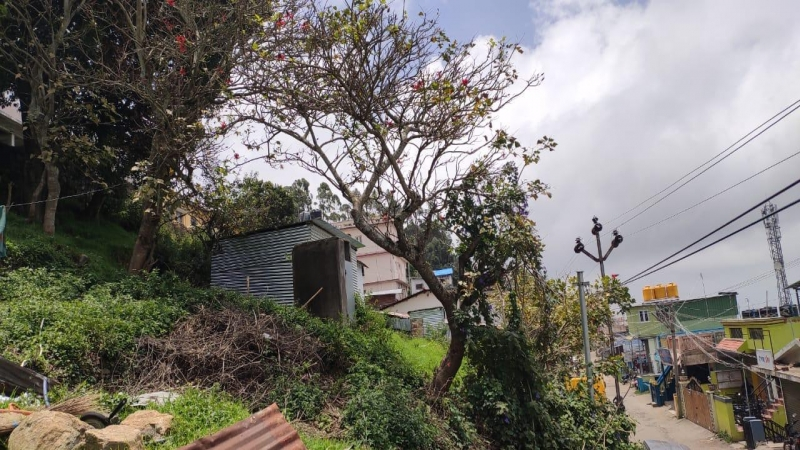 ₹57 Lac|1200 sq.ft. Commercial Land  For Sale in Anandagiri Kodaikanal