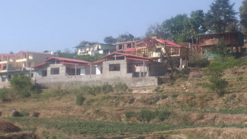 ₹30 Lac|1BHK Independent House For Sale in Mukteshwar Nainital