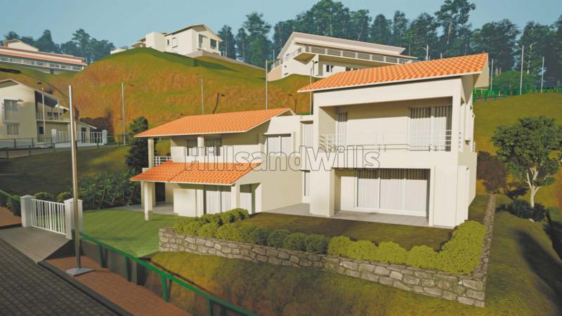 ₹1.75 Cr|3BHK Villa For Sale in Bebene Kotagiri