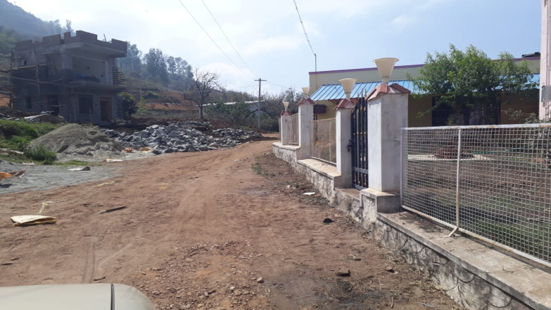 ₹20 Lac | 4203 sq.ft. Residential Plot For Sale in Palakkattuodai Kodaikanal