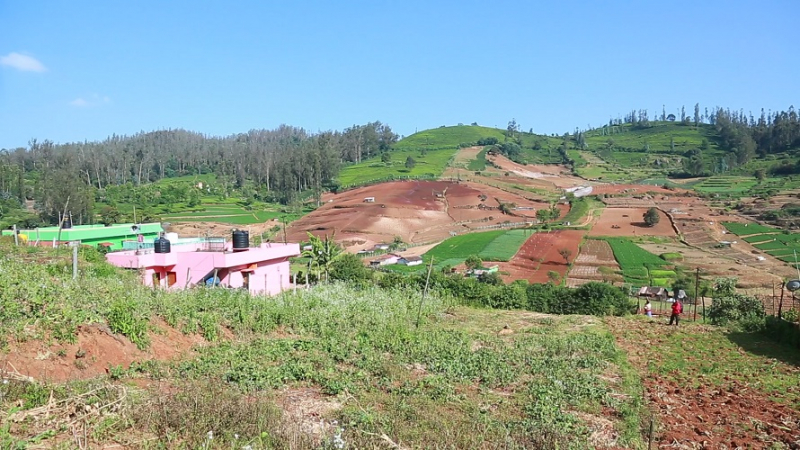 ₹20 Lac|10 cents Residential Plot For Sale in Basavakal Ooty