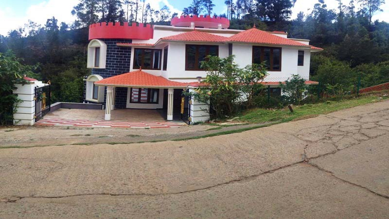 6BHK Villa For Sale in Kodaikanal