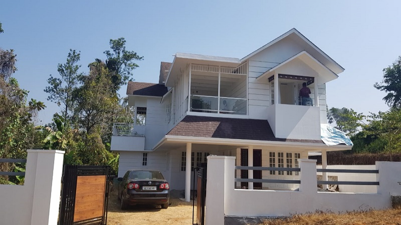 3BHK Villa For Sale in Koileri Wayanad
