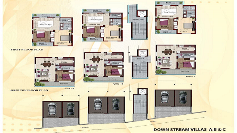 ₹95 Lac|3BHK Villa For Sale in Kodaikanal