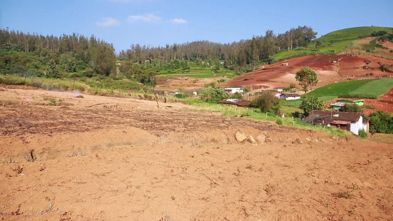 ₹40 Lac | 20 cents Residential Plot For Sale in Basavakal Ooty