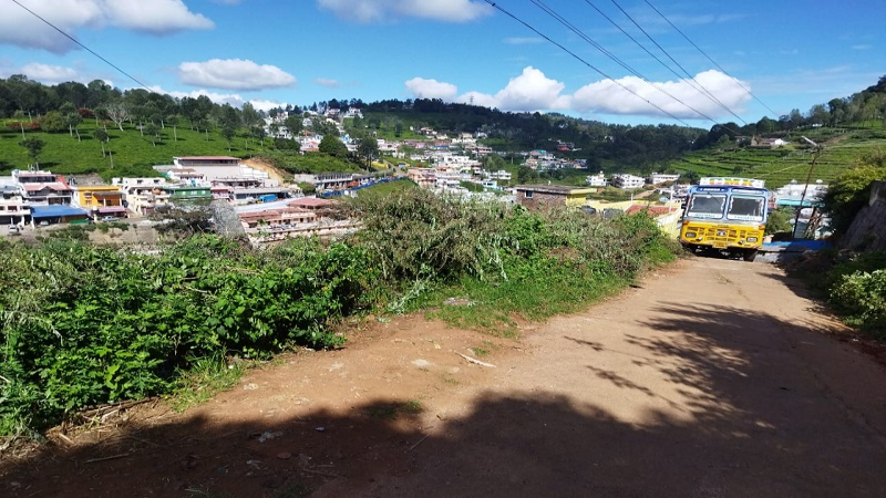 ₹35 Lac 5 cents Residential Plot For Sale in Taluk office road Kotagiri