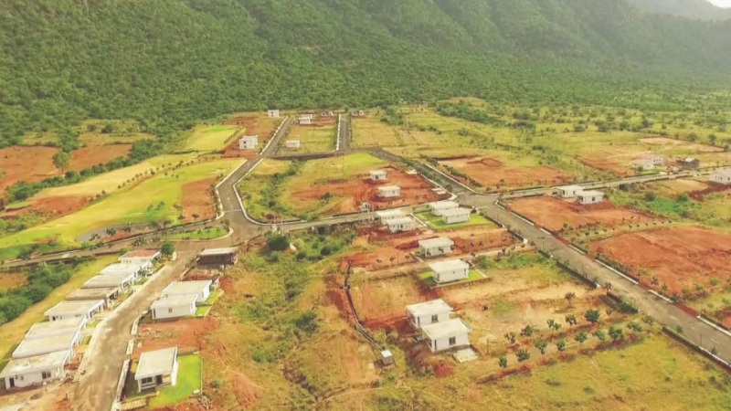 ₹32 Lac - 1.09 Cr | 4000 Sq.ft. - 13630 Sq.ft. | Residential Plot For Sale in Foot Hills Kodaikanal